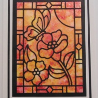 Simple Stained Glass Window Ideas