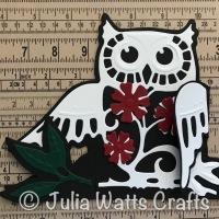 Papercuts Owl