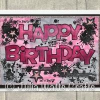 Happy Birthday Splodges