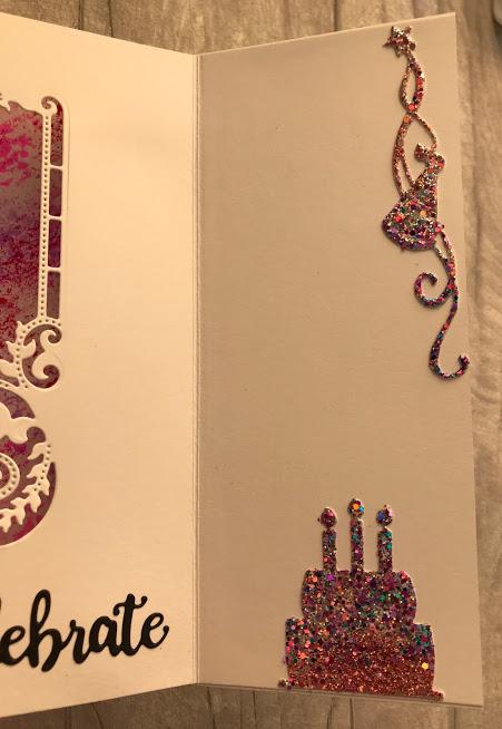 Birthday Frame Sections Holo Glitterbitz (2)