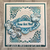 Stamping with Pixie Powders
