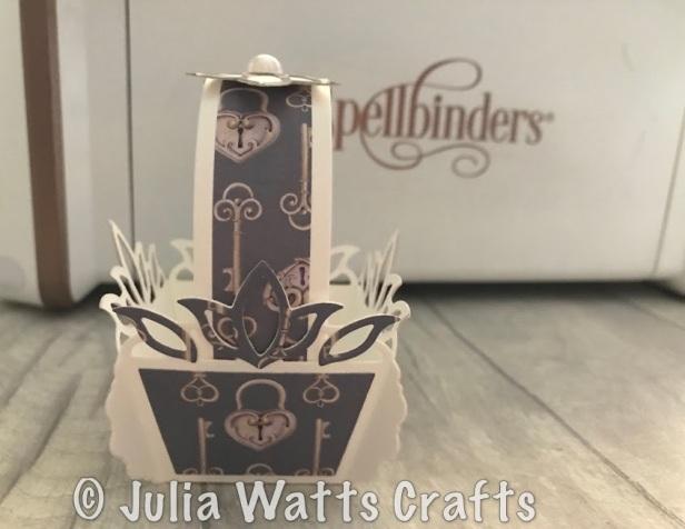 spellbinders tulip flower box 4 sided (2)