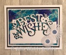 Paper Cuts Best Wishes Caught in Crystal