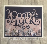 Paper Cuts Good Luck Edger Paper Tree 2