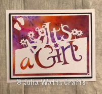 Paper Cuts It's a Girl Intense Pigment Stain Pixie Powders