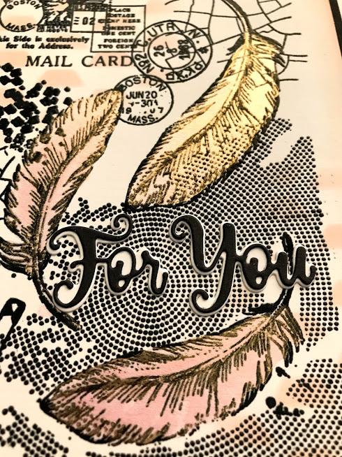 Feathers Opal Polish zoom