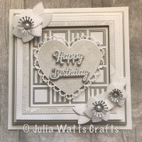 Filigree Artistry on Create & Craft today