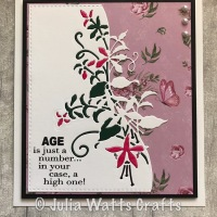 Paper Cuts Fuchsia Edger Sneak Peek