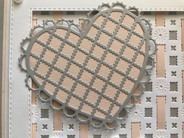 Filigree Artistry Woven Heart