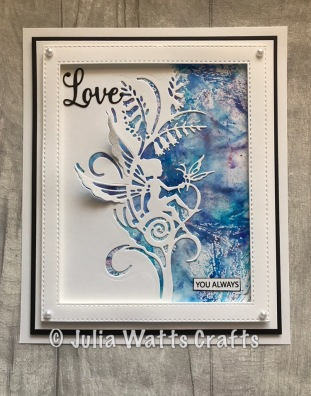 Paper Cuts Bluebell Fairy Edger 5
