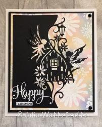 Paper Cuts Fairy Door Edger 1
