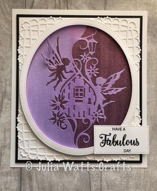 Paper Cuts Fairy Door Edger 4