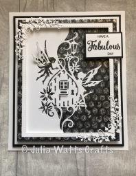 Paper Cuts Fairy Door Edger 5