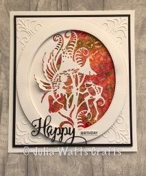 Paper Cuts Toadstool Dance Fairy Edger 2