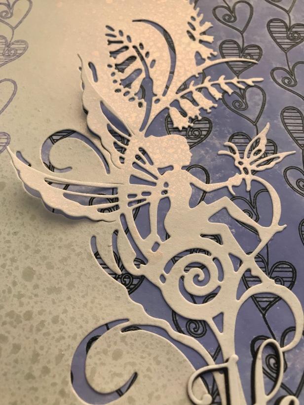 Bluebell Fairy Edger Angel Mist Shaded Lilac Oxide