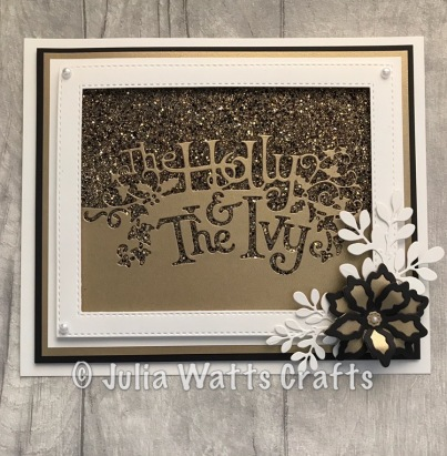 Paper Cuts Holly & the Ivy 4