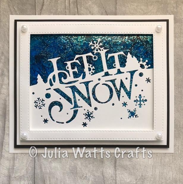 Paper Cuts Let it Snow 1