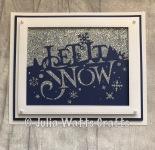 Paper Cuts Let it Snow 2
