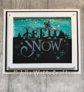 Paper Cuts Let it Snow 6