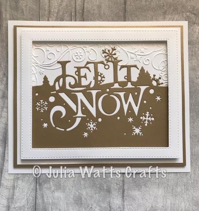 Paper Cuts Let it Snow 7