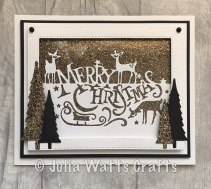Paper Cuts Merry Christmas 5