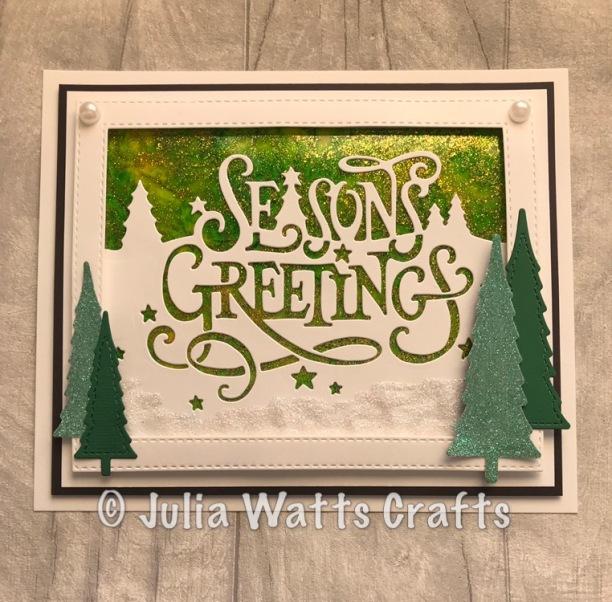 Paper Cuts Season's Greetings 1