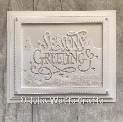 Paper Cuts Season's Greetings 5
