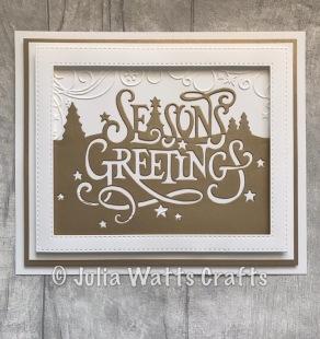 Paper Cuts Season's Greetings 7