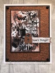 Woodware Dream Machine Glitter Kiss 2