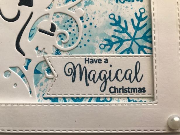 Christmas Sayings Snowflake Comapnions