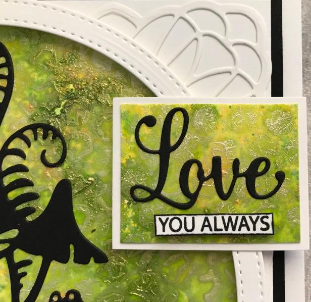 Love mini Expression Big Ideas Pixie Powders