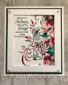 Paper Cuts First Day of Christmas Edger 5