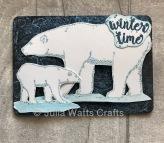 IndigoBlu Polar Bear 4 ATC