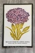 IndigoBlu Vintage Carnation
