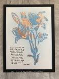 IndigoBlu Vintage Lily