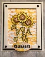 JW Sumptuous Sunflowers 1