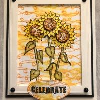 Trudie Howard Sumptuous Sunflowers Sneak Peek