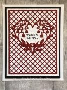 Tutti Designs Lily Heart Panel