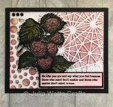 Vintage Berries IndigoBlu