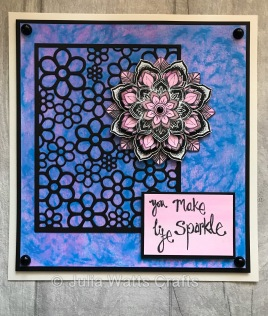 Flower Backfround Power Pastels