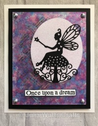 Tutti Designs Fairy with Wand