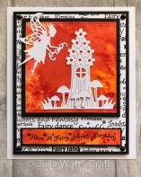 Tutti Designs Flower Rood House Fairies Set