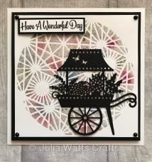 Tutti Designs Flower. Cart
