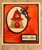 Tutti Designs Pumpkin Fairy House Fairies Set