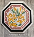 Tuttti Designs Easter Lily Window