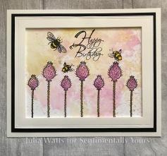 Trudie Howard Wings Bees 2