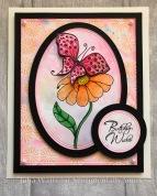 Trudie Howard Wings Butterflies 1