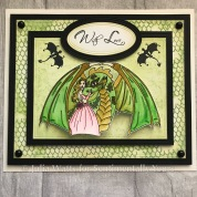 Trudie Howard WIngs Collection Dragons 1