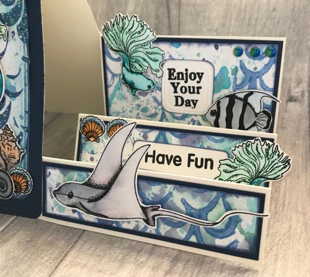 SY Trudie Howard Ocean Extras and Mermaid
