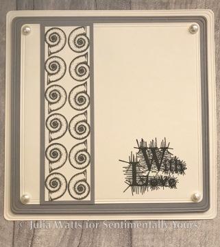 Trudie Howard Ocean Extras Pattern Building 1